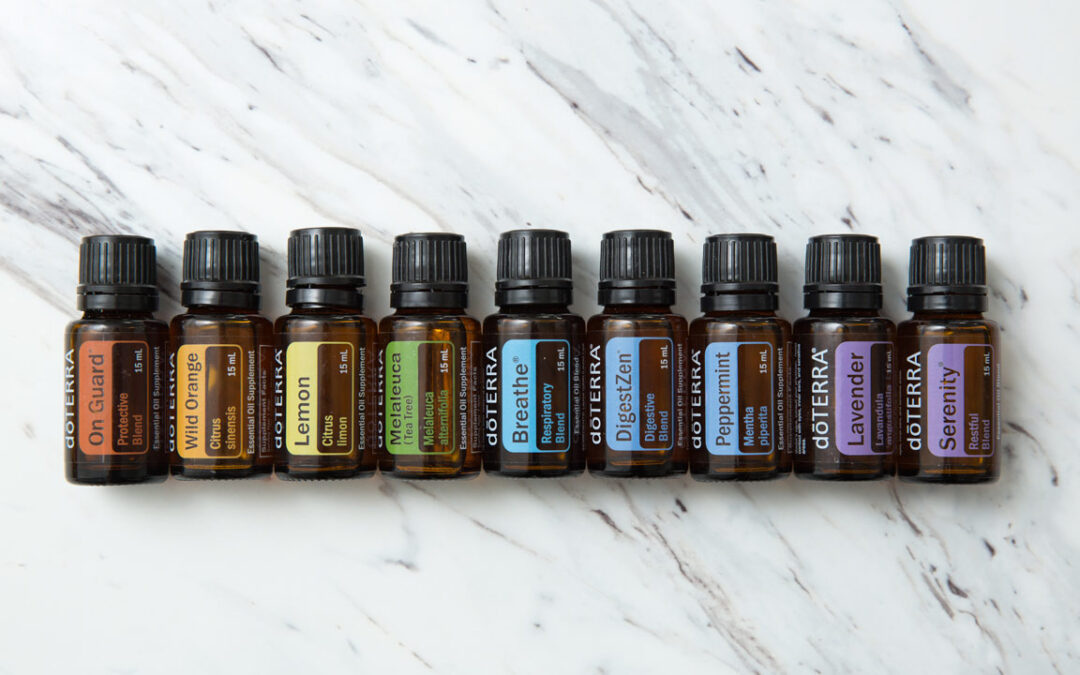 How to have a doTERRA Certified Website